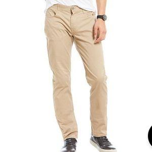 Armani exchange khaki pants